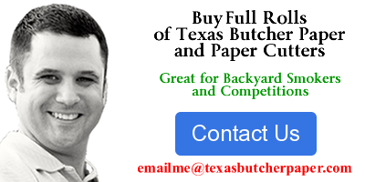 Texas Butcher Paper - Contact us